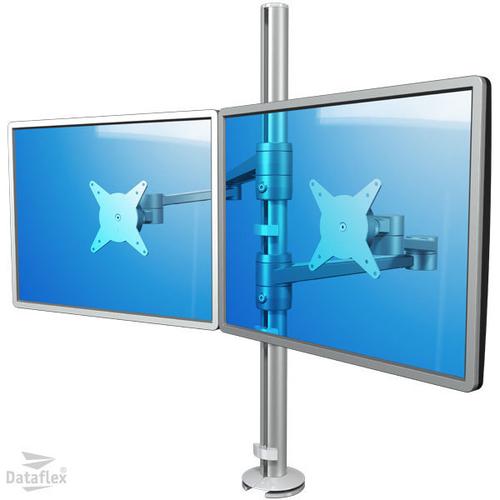 Dataflex ViewLite Monitorarm 142 (Silber)