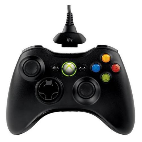Microsoft Xbox 360 Wireless Controller, BNDL (Schwarz)