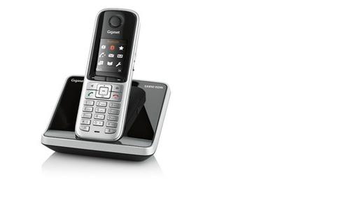 Gigaset SX810 ISDN (Schwarz, Silber)