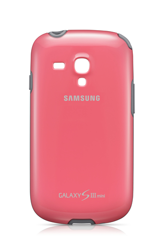 Samsung Protective Cover (Pink)