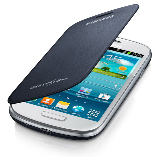 Samsung EFC-1M7FBEG Handy-Schutzhülle (Blau)
