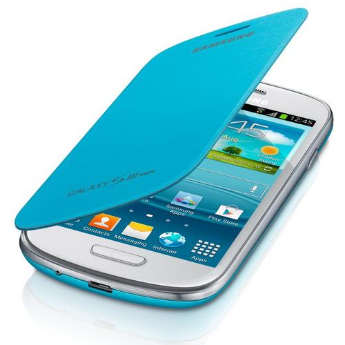 Samsung EFC-1M7FLEG Handy-Schutzhülle (Blau)