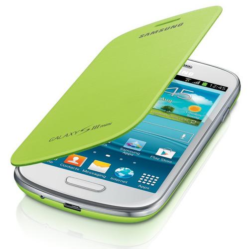 Samsung EFC-1M7FMEG Handy-Schutzhülle (Grün)