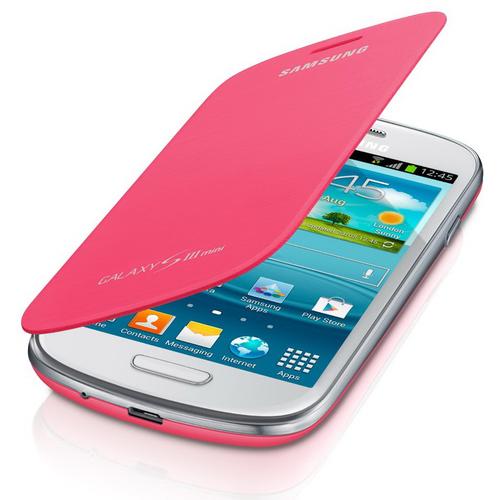 Samsung EFC-1M7FPEG Handy-Schutzhülle (Pink)