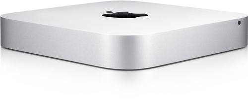 Apple Mac mini 2.5GHz (Silber)