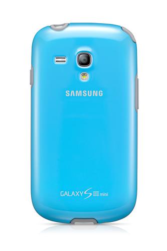 Samsung Cover+ (Blau)