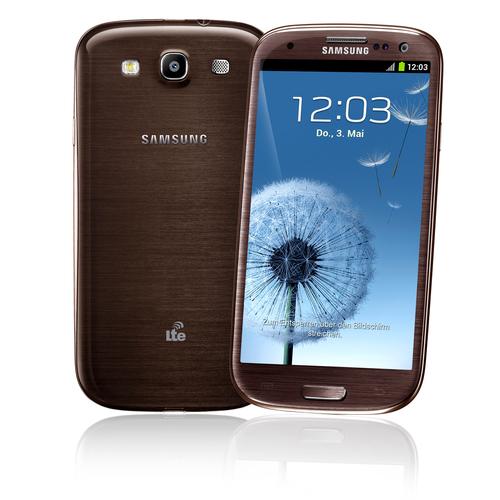 Samsung Galaxy S III 4G GT-I9305 16GB 4G Braun (Braun)