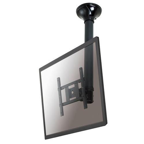 Newstar FPMA-C200BLACK Flat Panel-Deckenhalter (Schwarz)