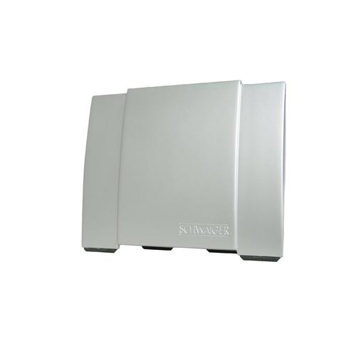 Schwaiger DTA3000 011 TV-Antennen (Grau, Silber)