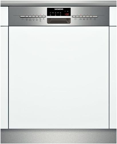 Siemens SN56M598EU Spülmaschine (Edelstahl, Weiß)