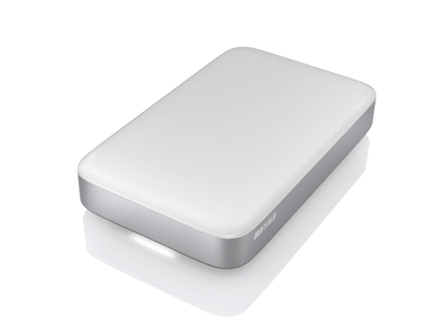 Buffalo MiniStation Thunderbolt 256GB (Silber)