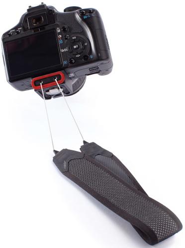 Joby 3-Way Camera Strap (Schwarz)
