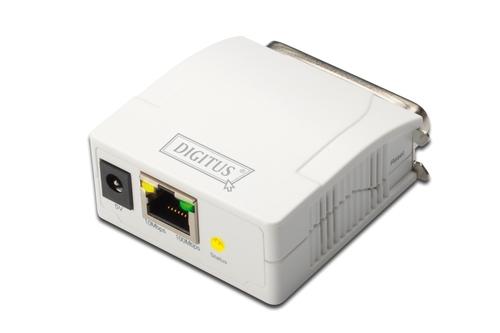 Digitus DN-13001-1 Druckserver (Weiß)