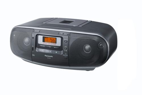 Panasonic RX-D55 (Grau)