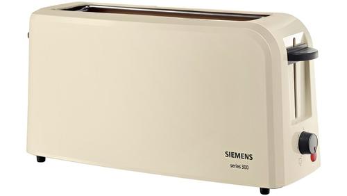 Siemens TT3A0007 Toaster (Cream, Grau)