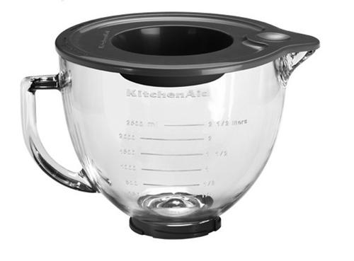 KitchenAid KGB Küchen- & Haushaltswaren-Zubehör (Schwarz, Transparent)