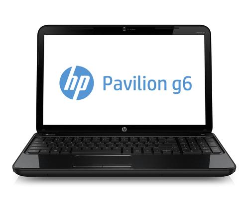 HP Pavilion g6-2303sg (Schwarz)