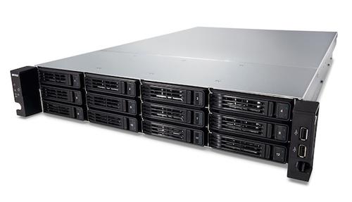 Buffalo TeraStation TS7120r Enterprise 24TB (Schwarz, Grau)