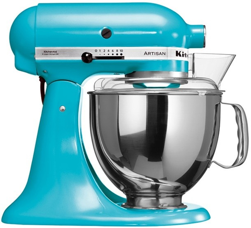KitchenAid 5KSM150PSECL Mixer (Blau)
