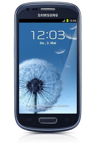 Samsung Galaxy S III mini GT-I8190 8GB Blau (Blau)
