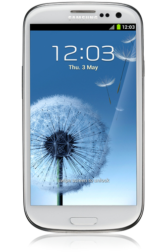 Samsung Galaxy S III 4G GT-I9305 16GB Weiß (Weiß)