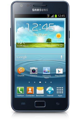 Samsung Galaxy S II Plus GT-I9105 8GB Blau (Blau)