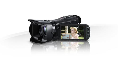 Canon LEGRIA HF G25 (Schwarz)