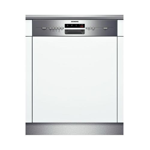 Siemens SN55M505EP Spülmaschine (Metallisch, Weiß)