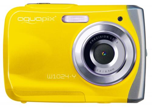 Easypix W1024 (Gelb)