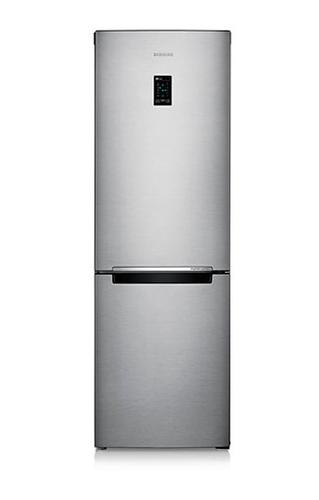 Samsung RB31FERNCSA Freistehend Edelstahl 206l 98l A++ Kühl-Gefrierschrank (Edelstahl)