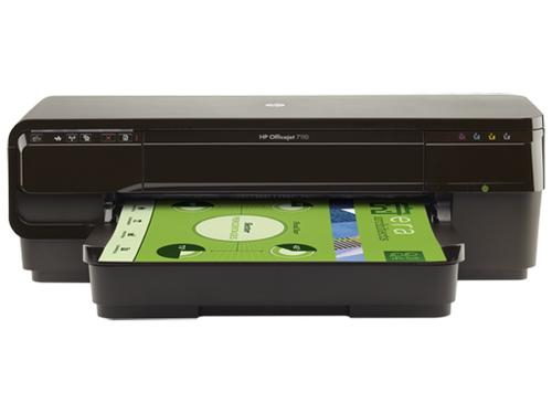 HP Officejet 7110 Wide Format ePrinter (Schwarz)