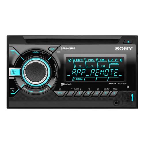 Sony WX-GT90BT (Schwarz)