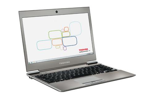 Toshiba Portégé Z930-14T (Grau, Metallisch)
