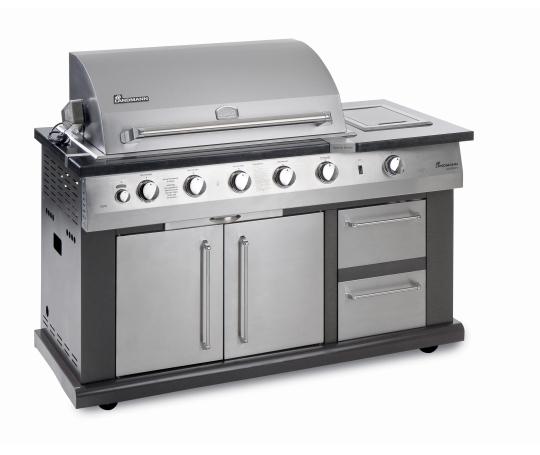 landmann 12781 grill edelstahl in aachen kaufen grills. Black Bedroom Furniture Sets. Home Design Ideas