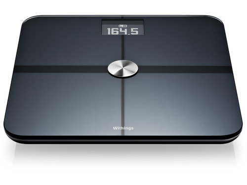 Withings Smart Body Analyzer (Schwarz)