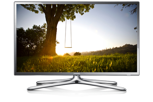 "Samsung UE50F6270 50"" Full HD Smart-TV WLAN Silber (Silber)"