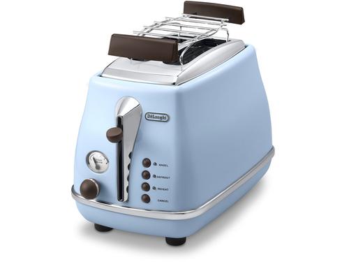 DeLonghi CTOV 2103.AZ Toaster (Blau)