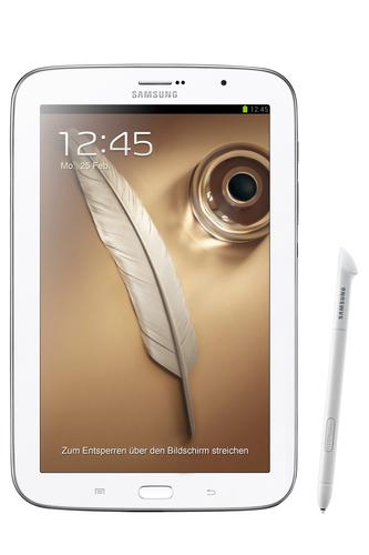 Samsung Galaxy Note 8.0 16GB 3G Weiß (Weiß)