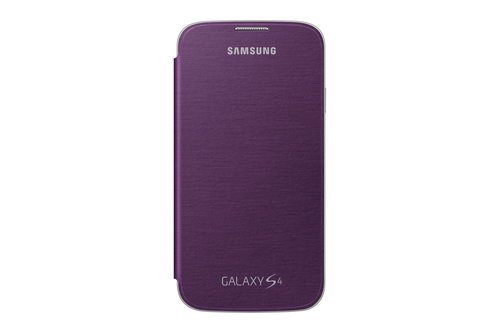 Samsung Flip Cover (Violett)