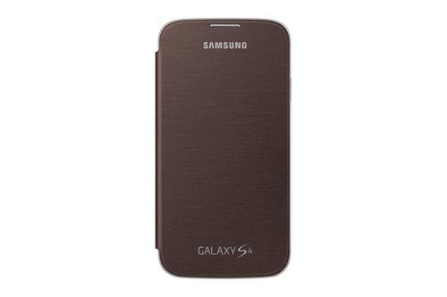 Samsung Flip Cover (Braun)