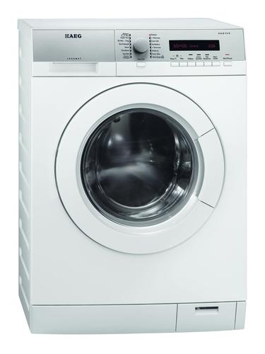AEG L76475FL Freistehend 7kg 1400RPM A+++-10% Weiß Front-load Waschmaschine (Weiß)