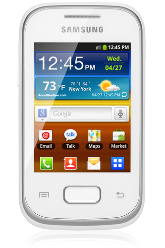 Samsung Galaxy Pocket Plus GT-S5301 4GB Weiß