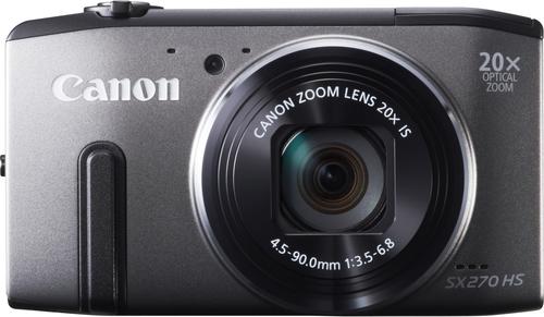 Canon PowerShot SX270 HS (Grau)