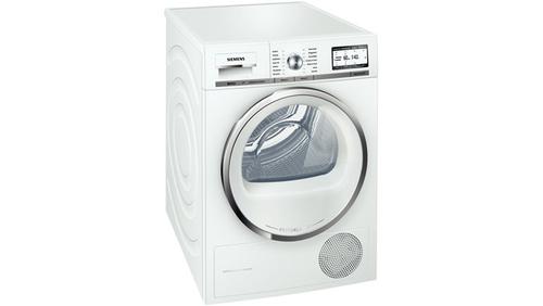 Siemens WT47Y781 Wasch-Trockner (Weiß)