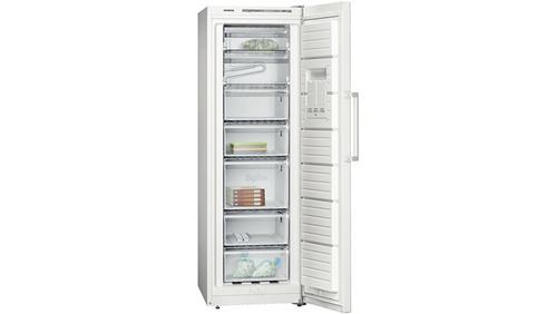 Siemens GS33VVW30 Gefriermaschine (Weiß)