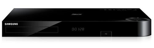Samsung BD-F8509S (Schwarz)
