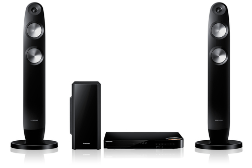 Samsung HT-FS6200 Home-Kino System (Schwarz)
