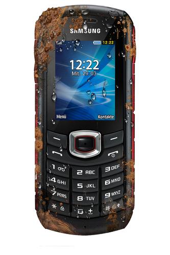 "Samsung B2710 2"" 116g Schwarz, Rot (Schwarz, Rot)"