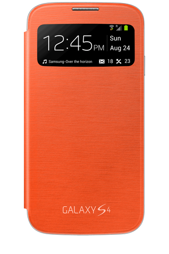 Samsung S View (Orange)