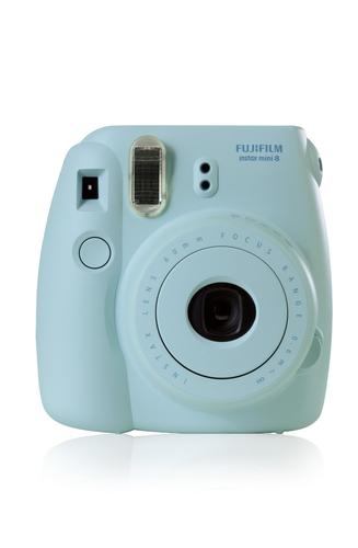 Fujifilm instax mini 8 Set (Blau)